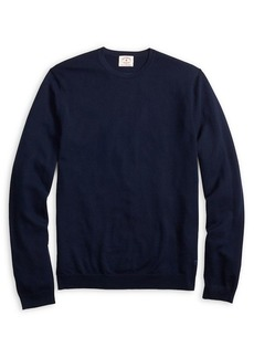 Brooks Brothers Red Fleece Merino Wool Sweater