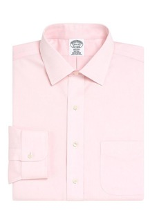 Brooks Brothers Red Fleece Non-Iron Ainsley Collar Regent Dress Shirt