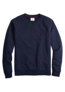 Brooks Brothers Red Fleece Raglan-Sleeve French Terry Crew Sweatshirt