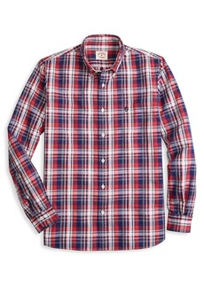 Brooks Brothers Red Fleece Slim-Fit Button-Down Shirt