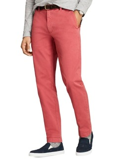 Brooks Brothers Red Fleece Straight Chino Pants