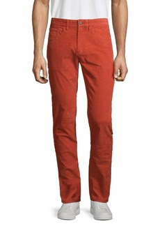 Brooks Brothers Red Fleece Stretch Corduroy Pants