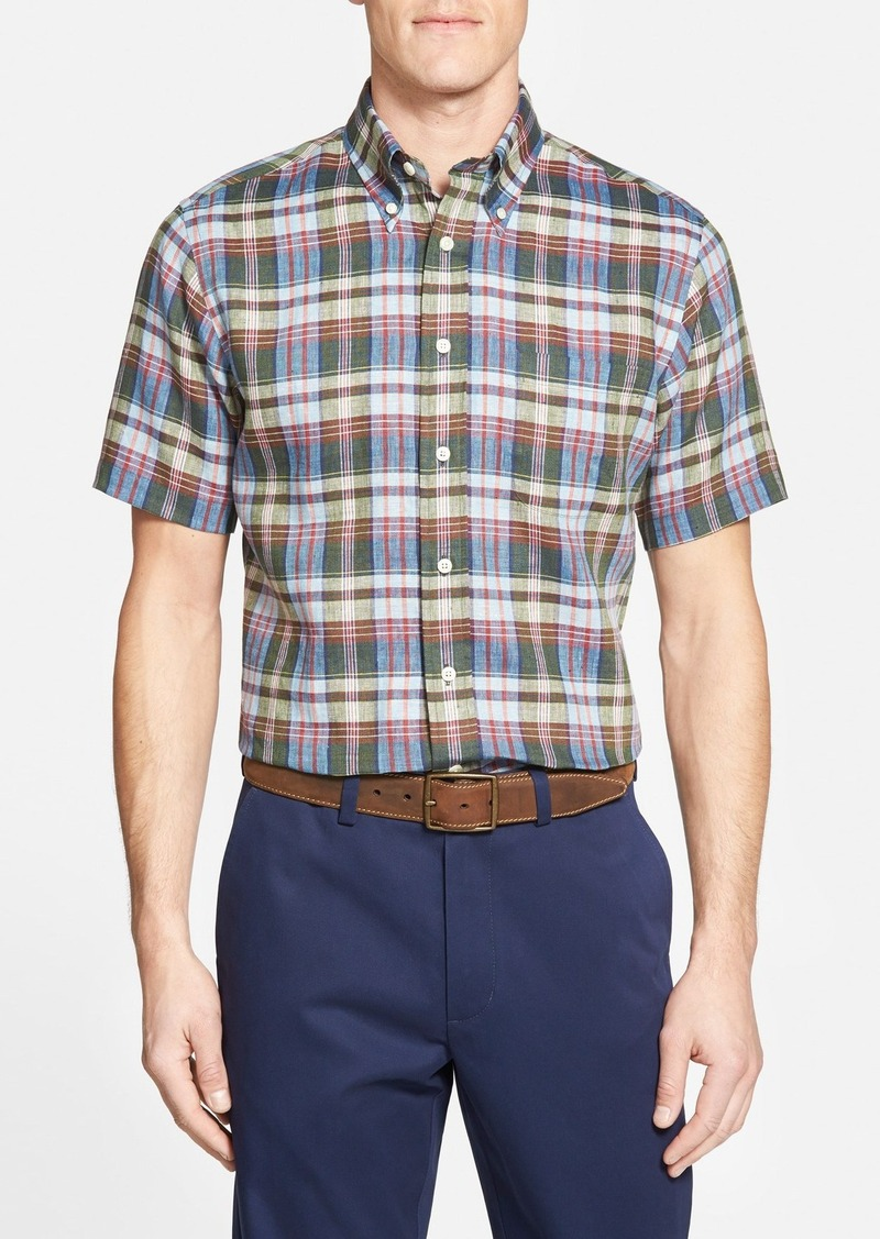 Sale brooks brothers brooks brothers regent fit short for Brooks brothers sports shirts