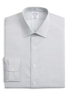 Brooks Brothers Regent Regular Fit Non-Iron Check Dress Shirt (Any 3 for $207)