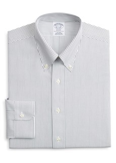 Brooks Brothers Regent Regular Fit Non-Iron Stripe Dress Shirt (Any 3 for $207)