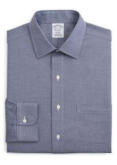 Brooks Brothers Regular Fit Houndstooth Dress Shirt (3 for $207)