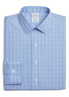 Brooks Brothers Regular Fit Plaid Dress Shirt (3 for $207)