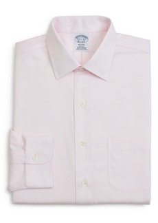 Brooks Brothers Regular Fit Solid Dress Shirt (3 for $207)