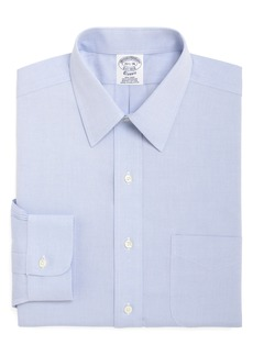 Brooks Brothers Regent Regular Fit Solid Dress Shirt (3 for $207)