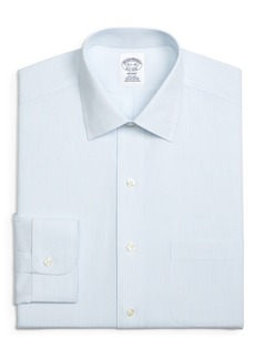Brooks Brothers Regent Regular Fit Stripe Dress Shirt (3 for $207)