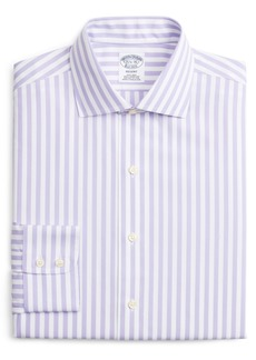 Brooks Brothers Regular Fit Stripe Dress Shirt (Any 3 for $207)