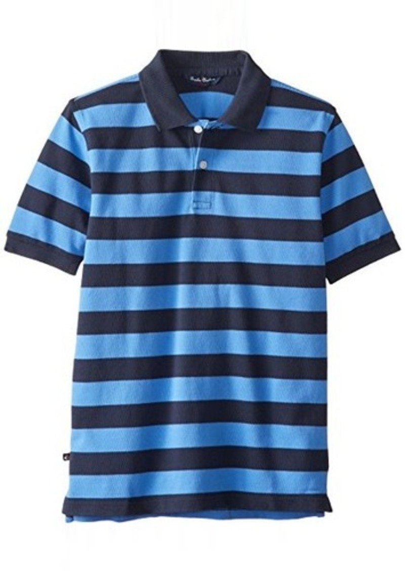 Brooks brothers brooks brothers short sleeve pique cotton for Brooks brothers boys shirts