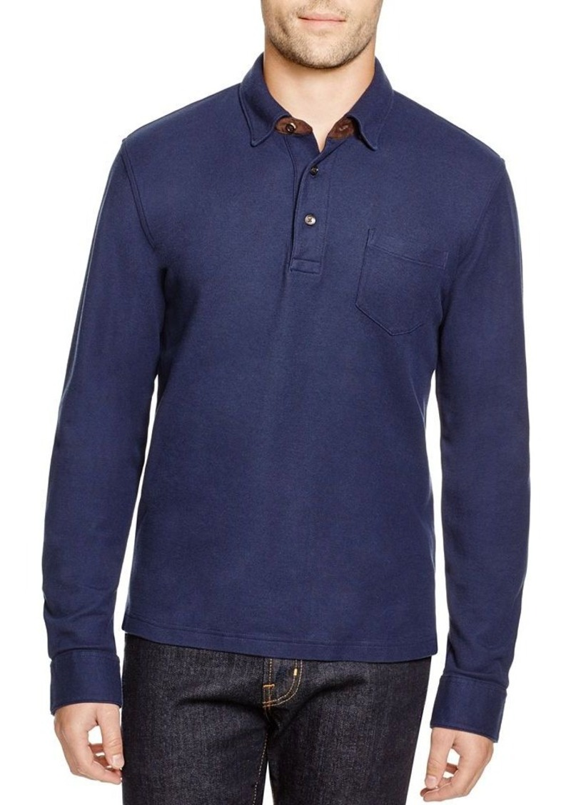 Brooks Brothers Slim Fit Oxford Polo