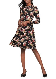 Brooks Brothers Soft Long-Sleeve Dress
