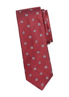 Brooks Brothers Textured Neat Silk Tie