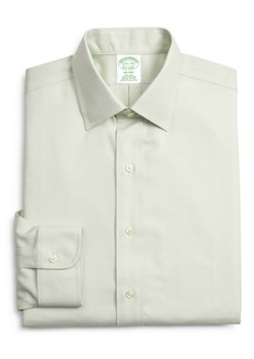 Brooks Brothers Milano Slim Fit Print Dress Shirt