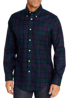 Brooks Brothers Twill Holiday Classic Fit Button-Down Shirt