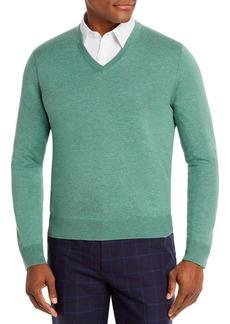 Brooks Brothers V-Neck Sweater