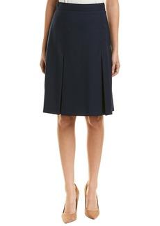 Brooks Brothers Wool-Blend Pencil Skirt