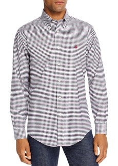 Brooks Brothers Yarn-Dyed Gingham Regent Oxford Classic Fit Button-Down Shirt