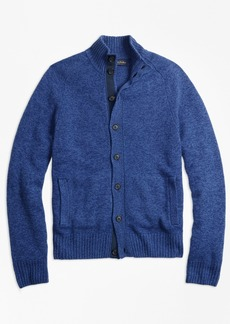 Brooks Brothers Button-Front Cardigan