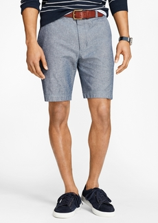 Brooks Brothers Chambray Shorts
