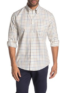 Brooks Brothers Check Long Sleeve Regent Fit Shirt