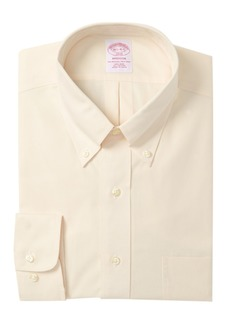 Brooks Brothers Classic Fit Madison Solid Dress Shirt