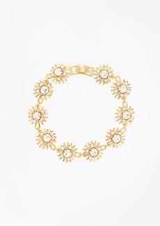 Brooks Brothers Crystal Starburst Bracelet