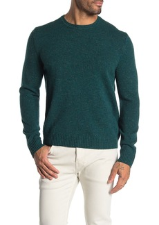 Brooks Brothers Donegal Nep Wool Sweater