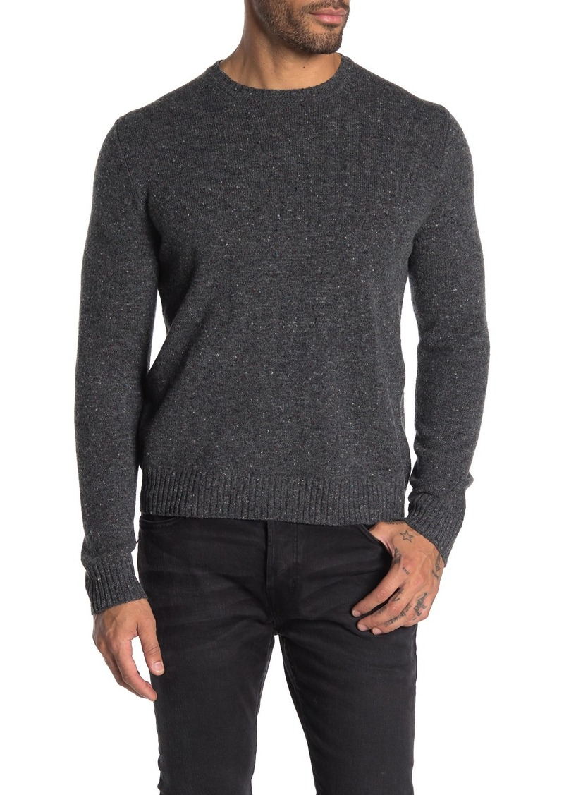 Brooks Brothers Donegal Nep Merino Wool Sweater