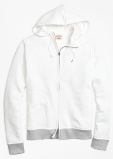 Brooks Brothers French Terry Full-Zip Hoodie