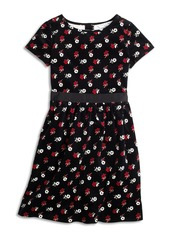 Brooks Brothers Girls Cotton Floral Dress