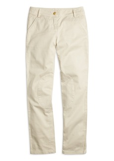 Brooks Brothers Girls Cotton Jodhpur Pants