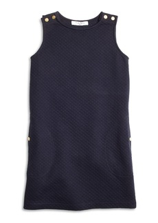 Brooks Brothers Girls Cotton Sleeveless Jumper