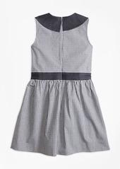 Brooks Brothers Girls Gingham Dress