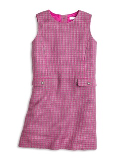 Brooks Brothers Girls Houndstooth Dress