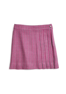Brooks Brothers Girls Houndstooth Skirt