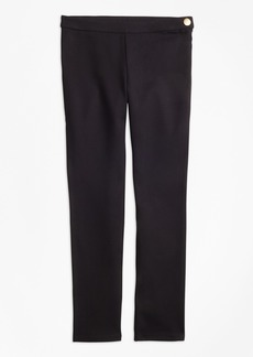 Brooks Brothers Girls Knit Ponte Skinny Pants