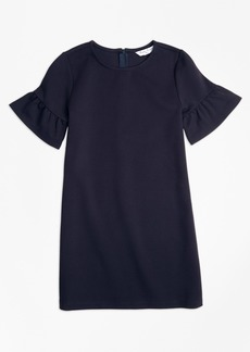 Brooks Brothers Girls Ponte Shift Dress