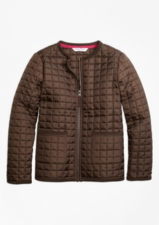 Brooks Brothers Girls Quilted Jacket