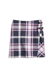 Brooks Brothers Girls Tartan Skirt