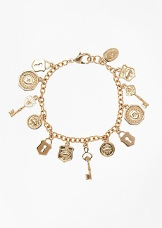 Brooks Brothers Gold-Plated Golden Fleece® Charm Bracelet