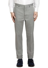 Brooks Brothers Grey Belt Loop Trousers