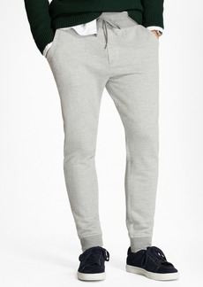 Brooks Brothers Herringbone Jacquard Sweatpants