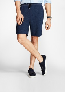 Brooks Brothers Indigo French Terry Shorts