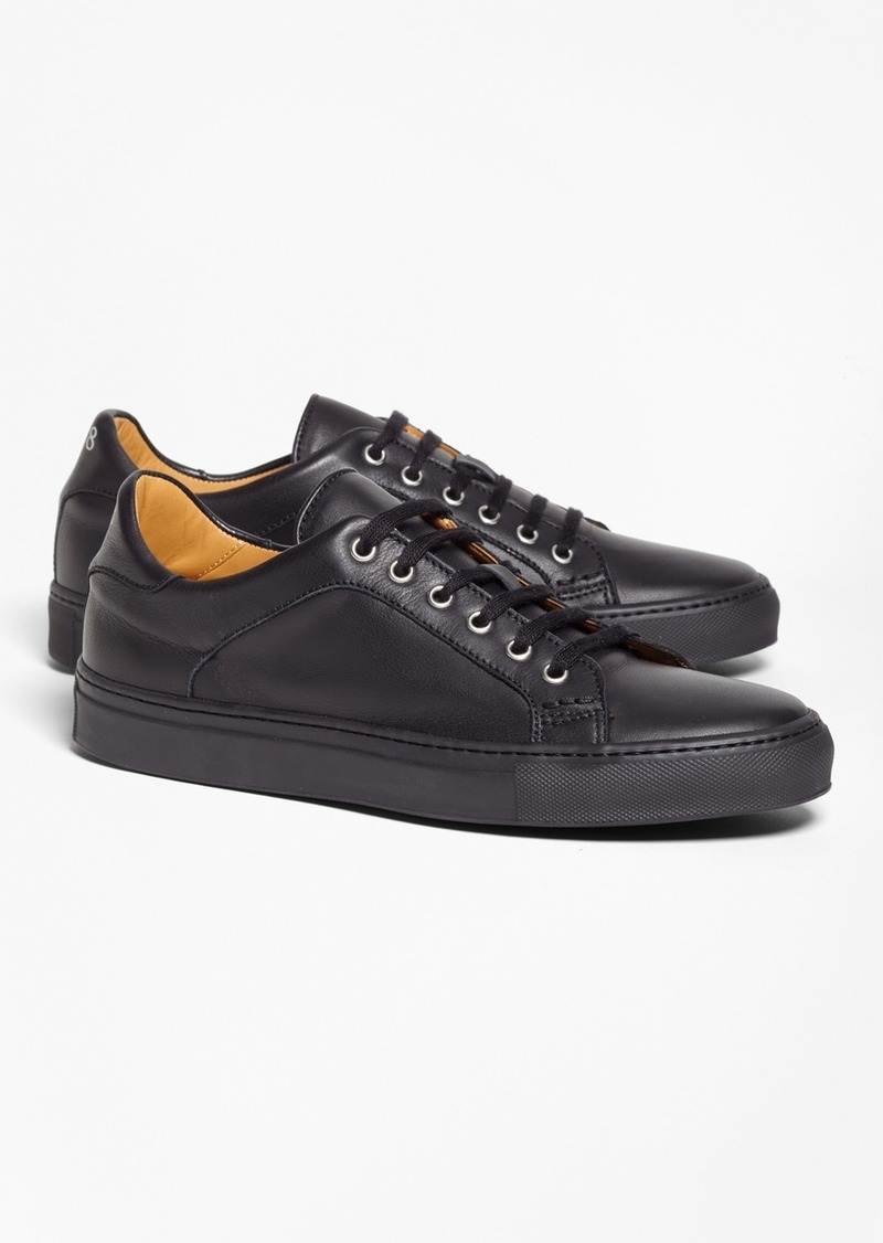0577c21c30692 Brooks Brothers Leather Sneakers
