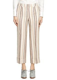 Brooks Brothers Linen Trousers