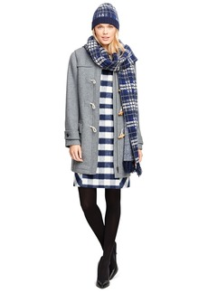 Brooks Brothers Melton Toggle Coat