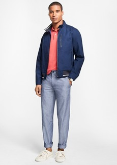 Brooks Brothers Water-Resistant Bomber Jacket